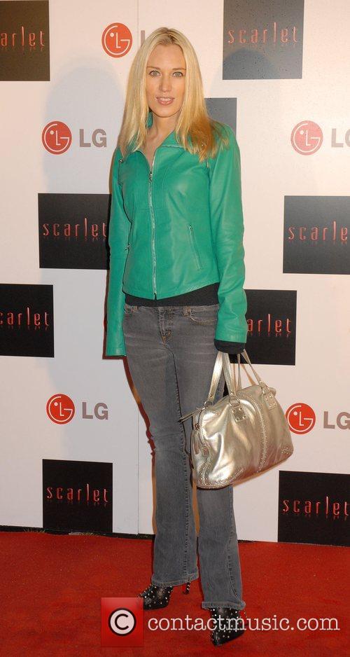 Imogen Lloyd Webber,  Launch party of the...