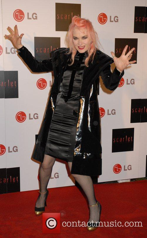 Pam Hogg,  Launch party of the new...