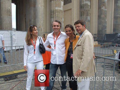 Katja Junkersdorf, Tom Junkersdorf, Peter L.H. Schwenkow and...