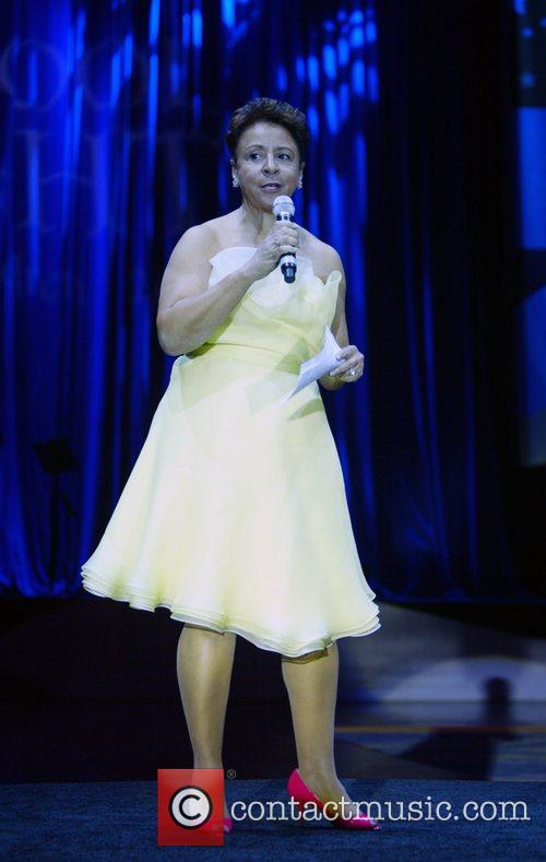 Washington Mystics Owner Sheila Johnson 'School Night 2008:...