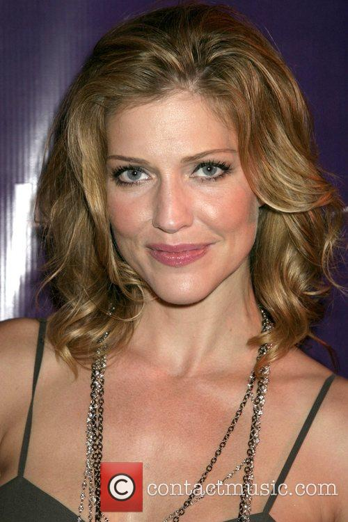 Tricia Helfer Sci-Fi Channel party at the J6...