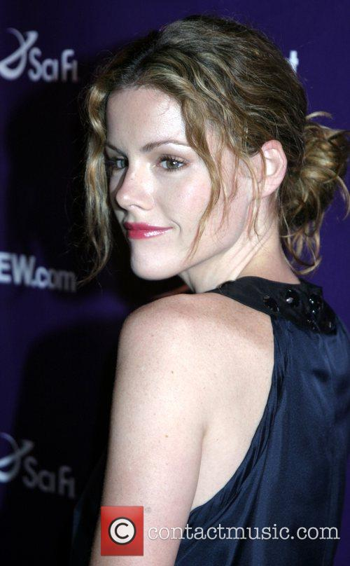 Kathleen Robertson Sci-Fi Channel party at the J6...