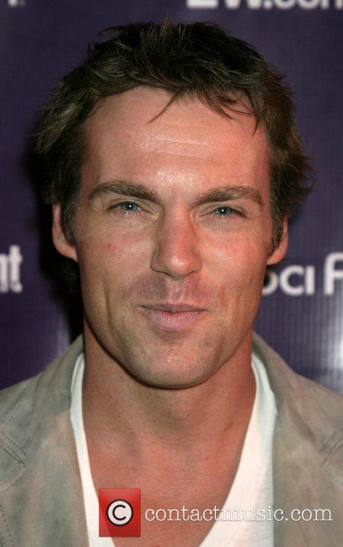 Michael Shanks Sci-Fi Channel party at the J6...