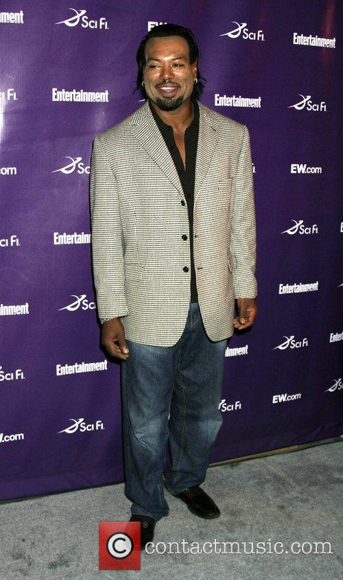 Christopher Judge Entertainment Weekly & SciFi Comic-Con Party...