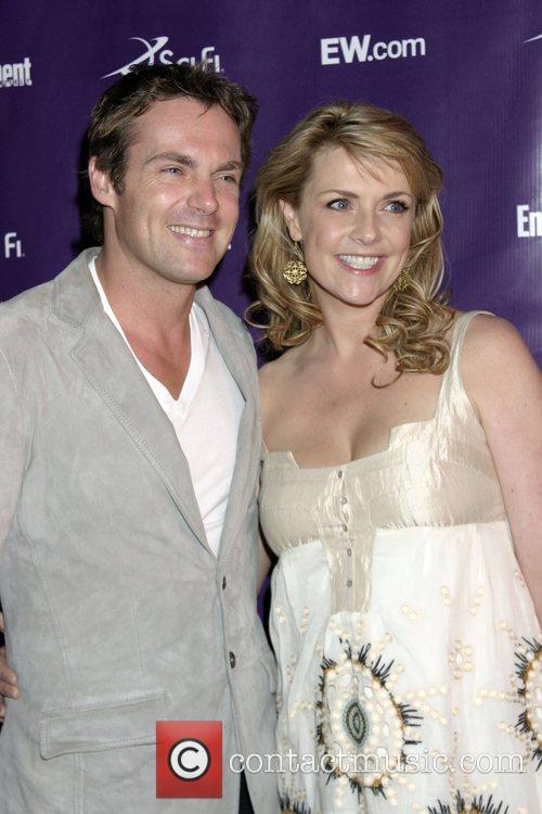 Michael Shanks & Amanda Tapping Entertainment Weekly &...