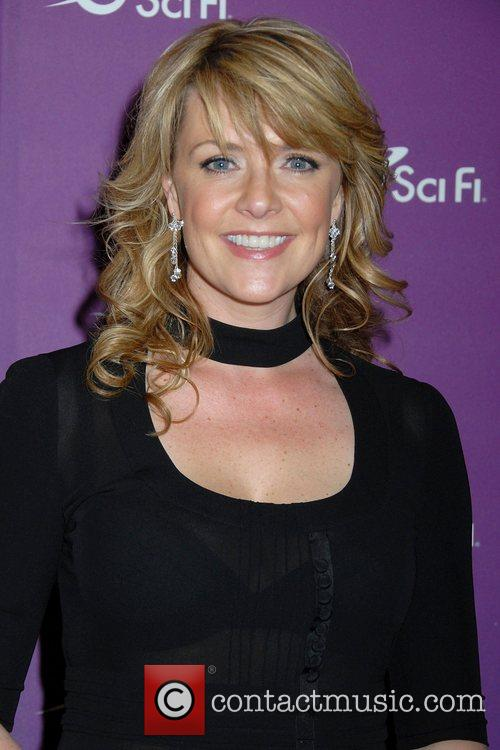 Amanda Tapping Sci Fi Channel 2008 Upfronts at...