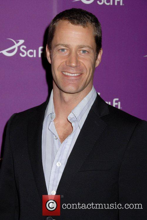 Colin Ferguson Sci Fi Channel 2008 Upfronts at...