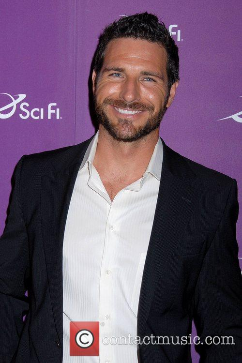 Ed Quinn Sci Fi Channel 2008 Upfronts at...