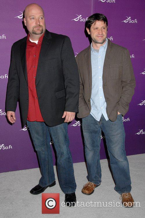 Jason Haews; Grant Wilson Sci Fi Channel 2008...