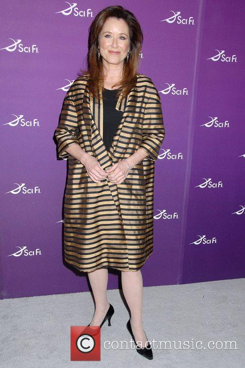 Mary McDonnell Sci Fi Channel 2008 Upfronts at...