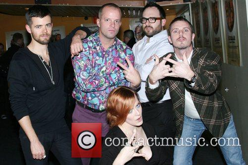 Scissor Sisters preview their documentary 'Hurrah! A Year...