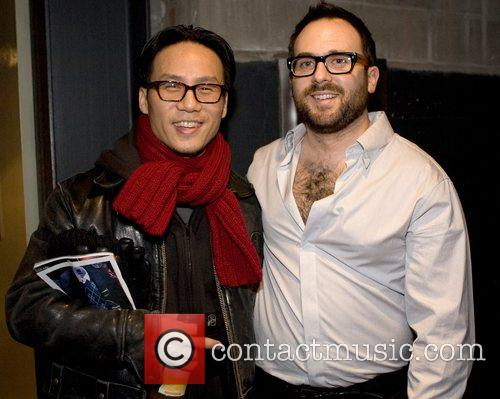 Bd Wong and Scissor Sisters