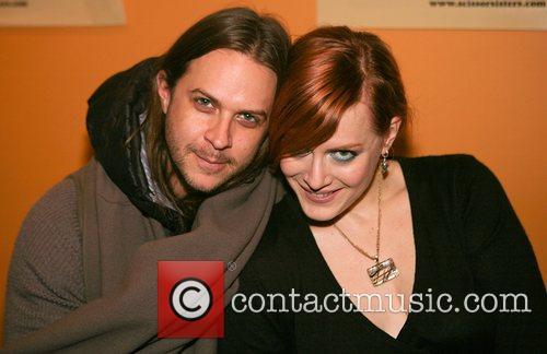 Casey Spooner (Fischerspoonero) and Ana Matronic