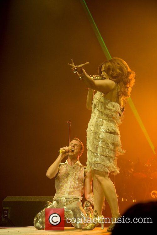 Scissor Sisters, O2 Arena