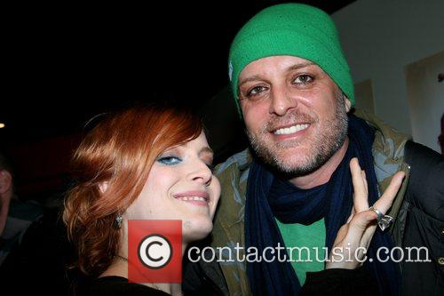 Ana Matronic and Danilo Scissor Sisters preview their...