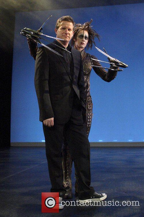 Edward Scissorhands 5