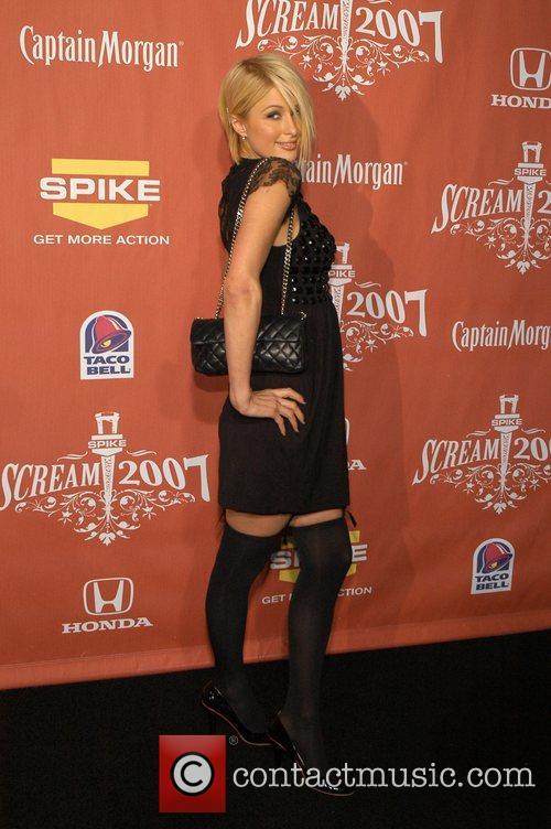 Paris Hilton  Spike TV presents the second...