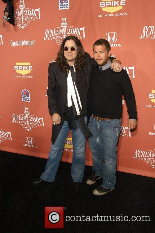 Ozzy Osbourne and Jack Osbourne 3