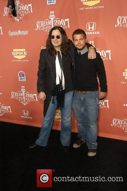 Ozzy Osbourne and Jack Osbourne 5