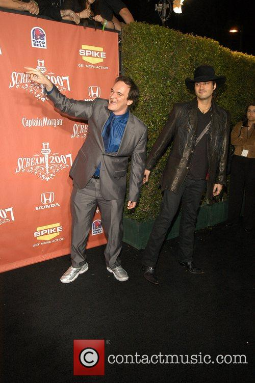 Quentin Tarantino and Robert Rodriguez 3