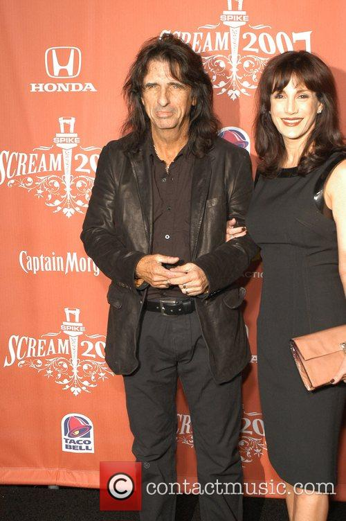 Alice Cooper and family Spike TV presents the...