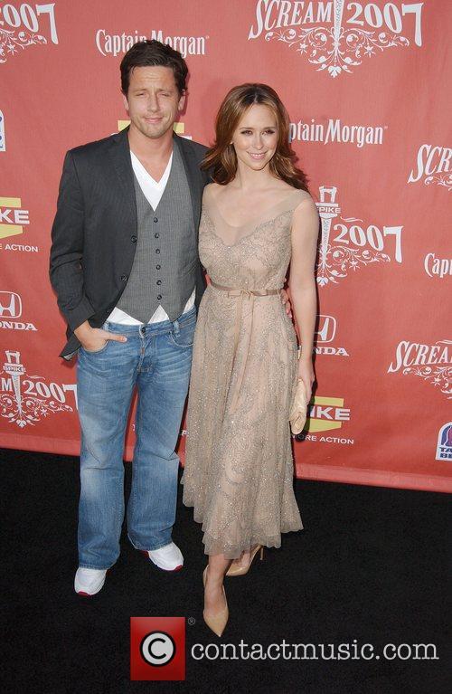 Guest and Jennifer Love Hewitt Spike TV presents...