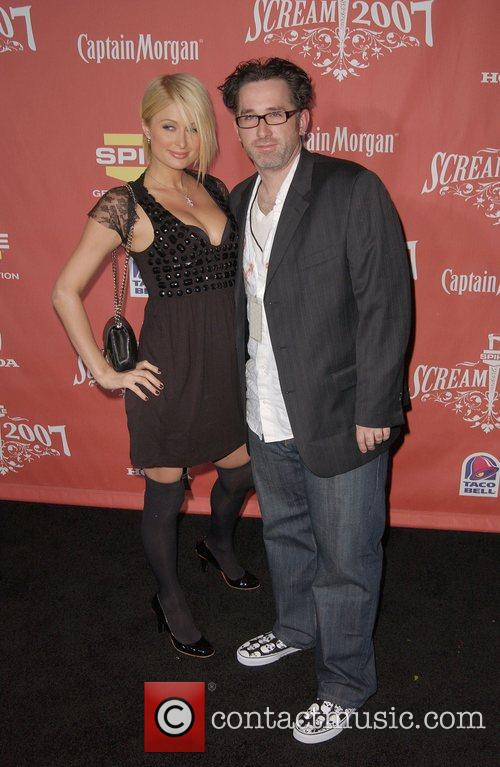 Paris Hilton and guest Spike TV presents the...
