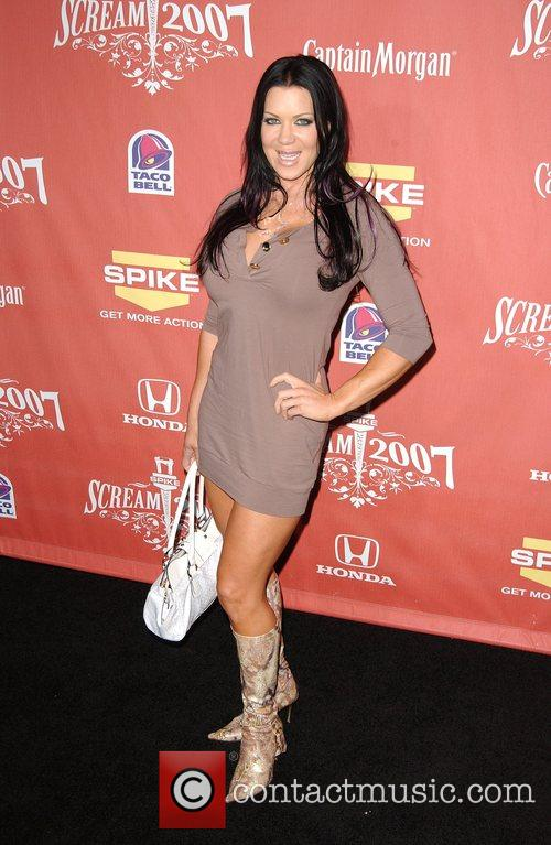 Joanie Chyna Laurer Spike TV presents the second...