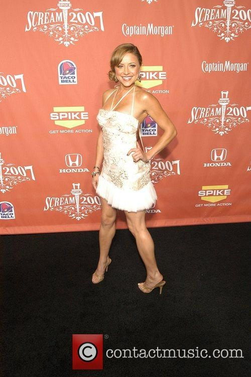 Christine Lakin Spike TV presents the second annual...