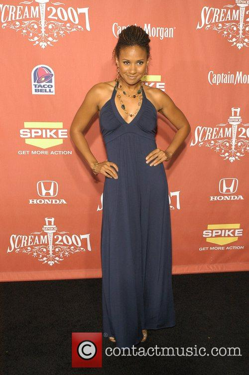 Tracie Thoms Spike TV presents the second annual...