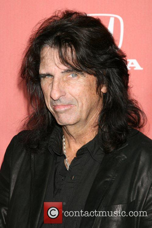Alice Cooper Spike TV presents the second annual...