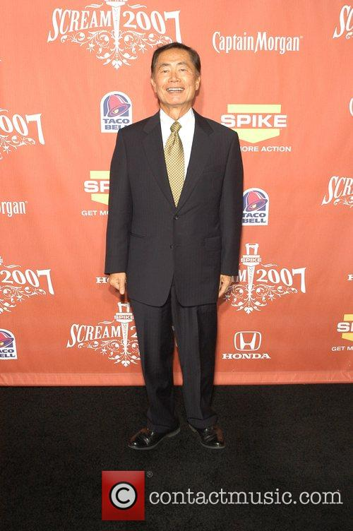 George Takei Spike TV presents the second annual...