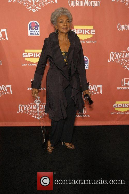 Nichelle Nichols Spike TV presents the second annual...