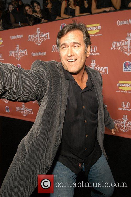 Bruce Campbell Spike TV presents the second annual...