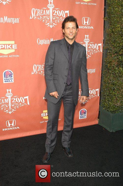 Jamie Bamber Spike TV presents the second annual...
