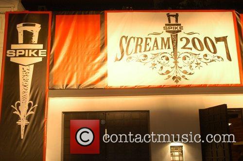 Spike TV presents the second annual 'Scream 2007'...