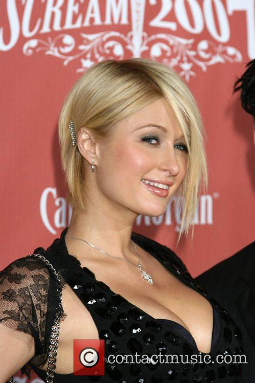 Paris Hilton Spike TV's 'Scream 2007' awards held...