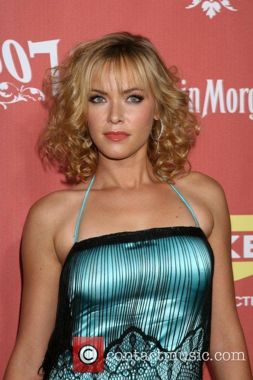 Kristanna Loken Spike TV's 'Scream 2007' awards held...
