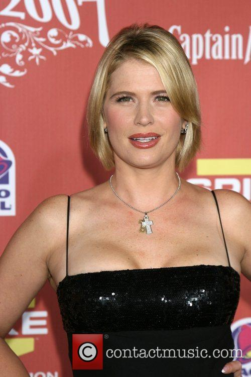 Kristy Swanson Spike TV's 'Scream 2007' awards held...