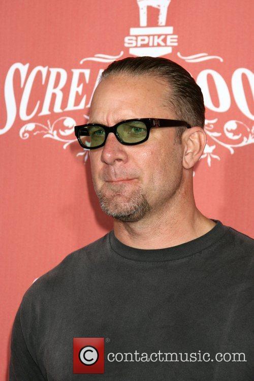 Jesse James Spike TV's 'Scream 2007' awards held...