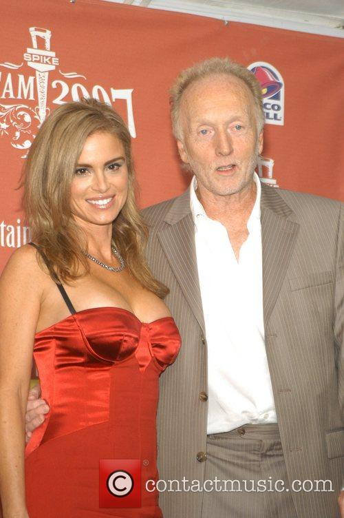 Betsy Russell and Tobin Bell Spike TV presents...