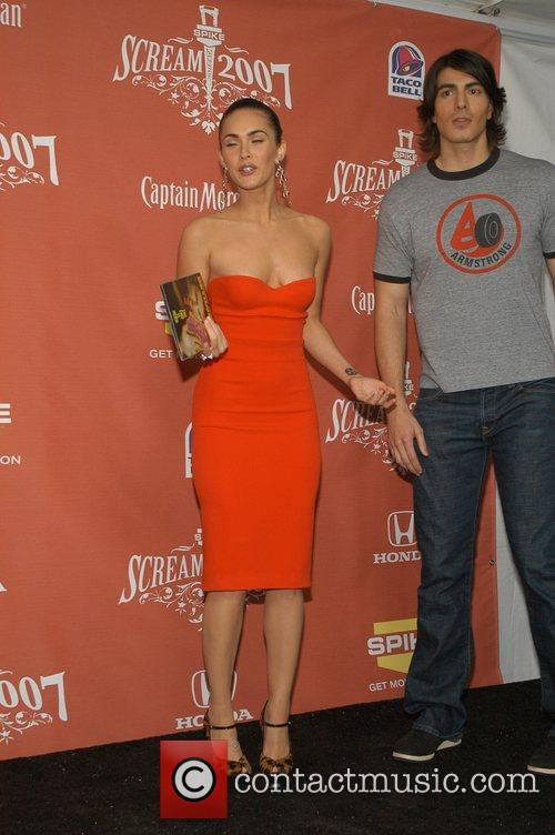 Megan Fox and Brandon Routh Spike TV presents...