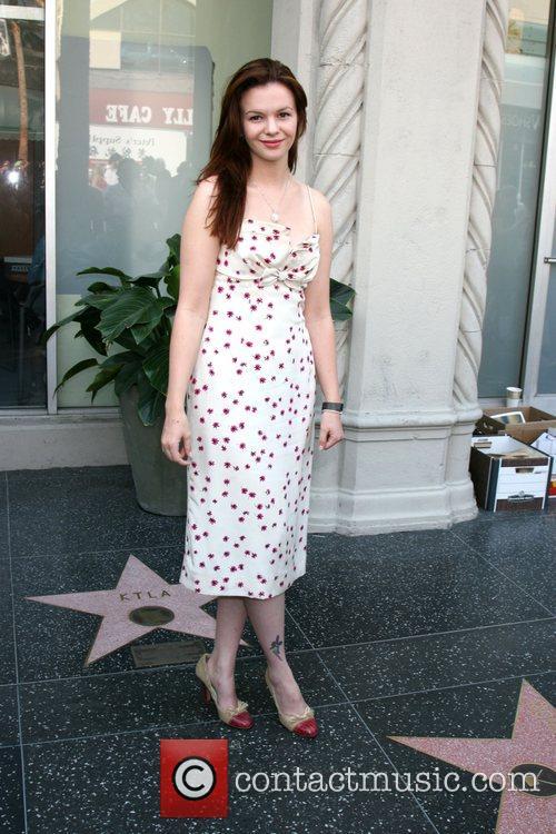 Amber Tamblyn  'Screen Actors Guild Award of...