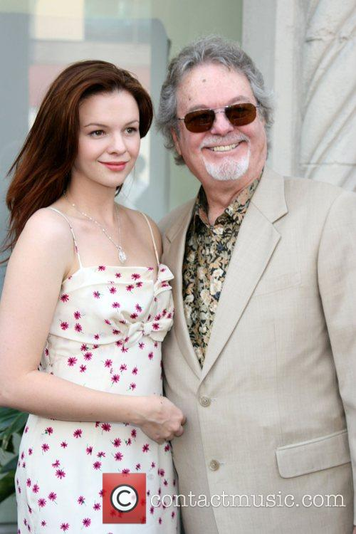 Amber Tamblyn and Russ Tamblyn (father and daughter)...
