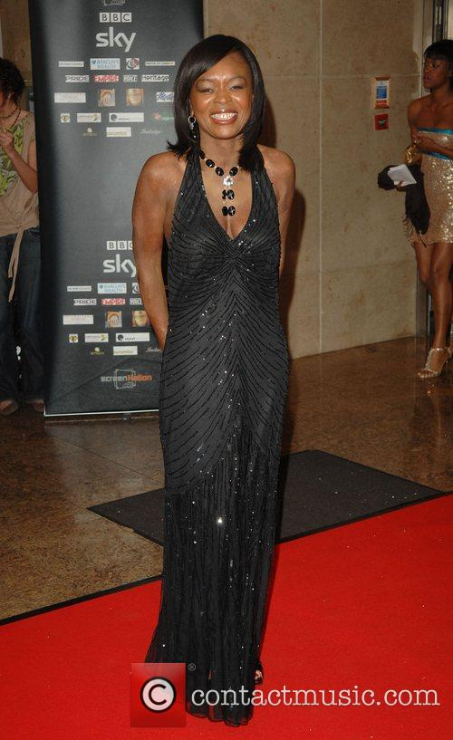 Ronkey Phillips Screen Nation Film and Television Awards...