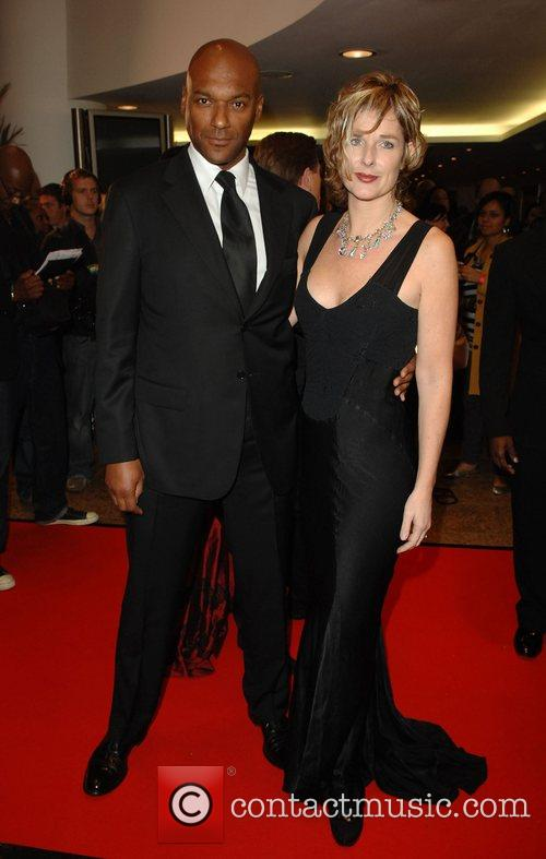 Colin Salmon, Fiona Hawthorne Screen Nation Film and...