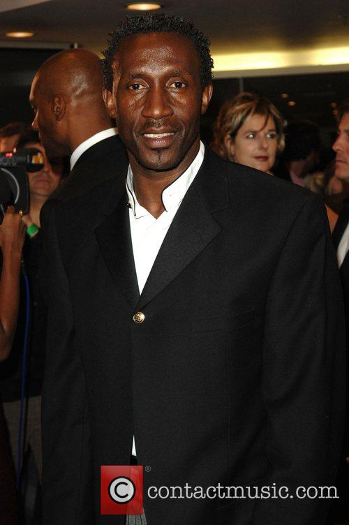Linford Christie Screen Nation Film and Television Awards...