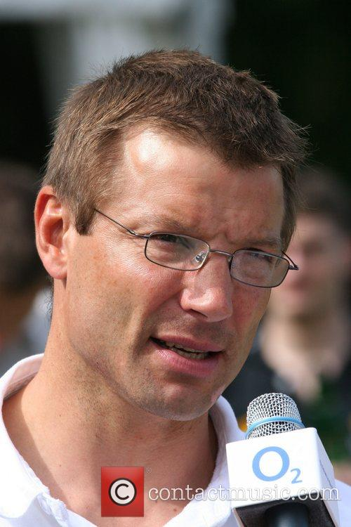 Rob Andrew O2 Scrum In The Park with...