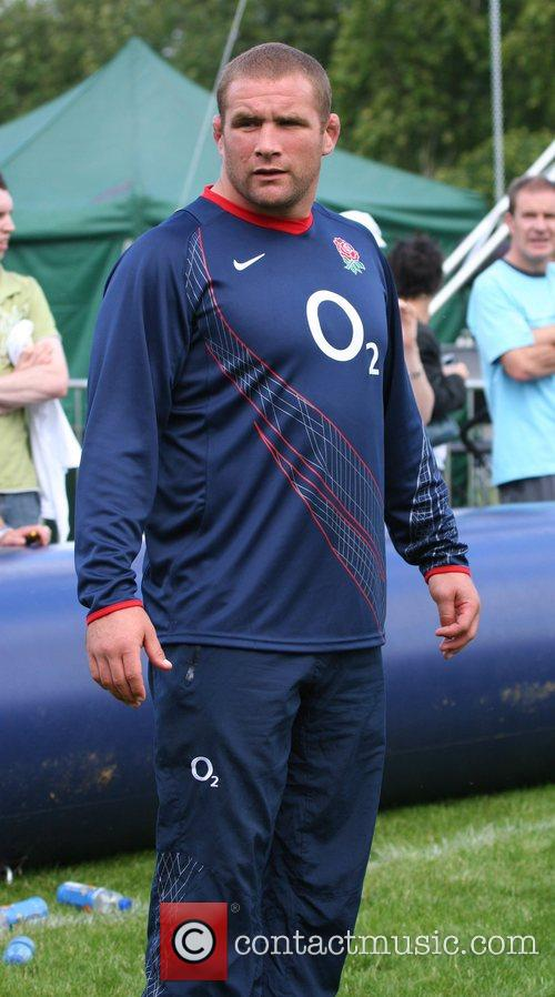 Phil Vickery O2 Scrum In The Park with...
