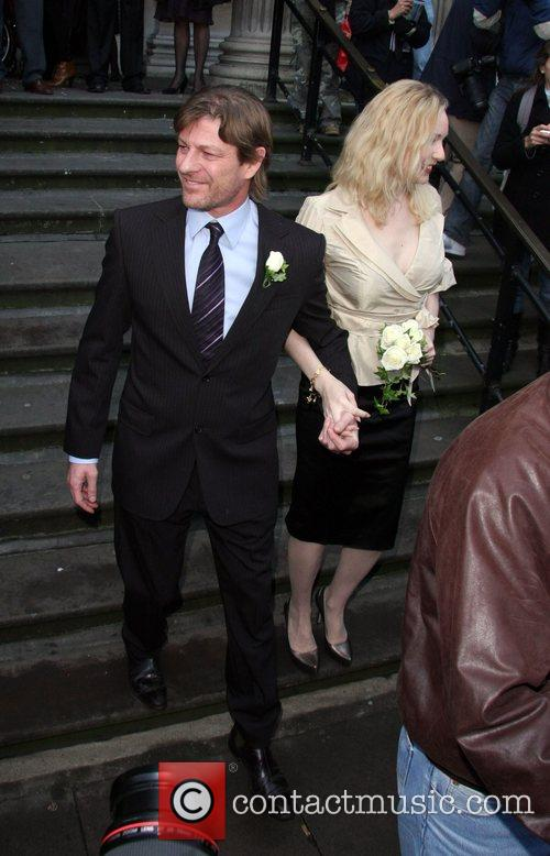 Sean Bean and Georgina Sutcliffe 5